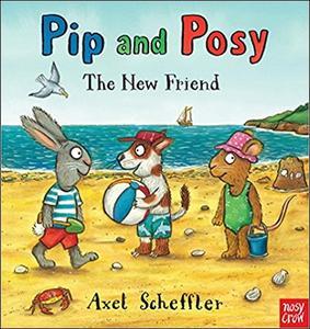 Obrázok Pip and Posy: The New Friend