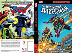 Obrázok 'Amazing Spider-Man Epic Collection: The Goblin''s Last Stand'