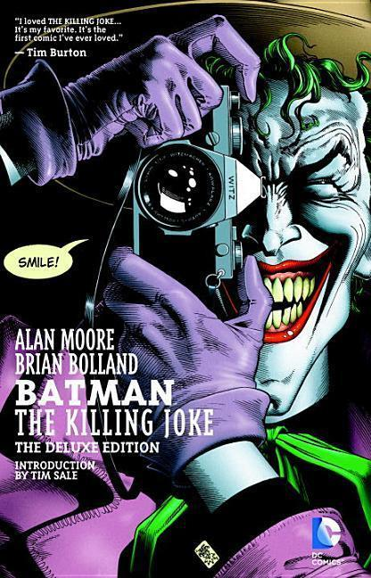 Batman - The Killing Joke. Deluxe Edition - Alan Moore