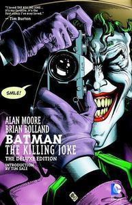 Obrázok Batman - The Killing Joke. Deluxe Edition