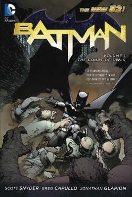 Batman 01: The Court of Owls - Scott Snyder