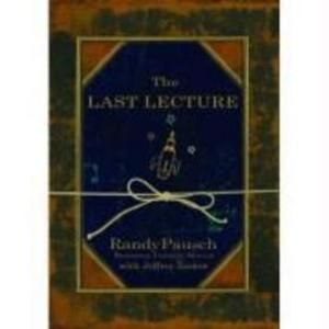Obrázok The Last Lecture