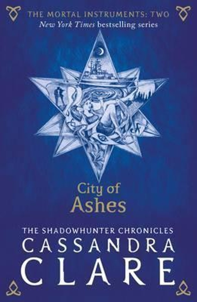 The Mortal Instruments 02. City of Ashes - Cassandra Clare