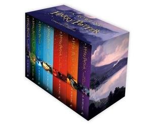 Obrázok Harry Potter: The Complete Collection