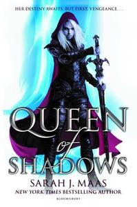 Obrázok Throne of Glass 04. Queen of Shadows