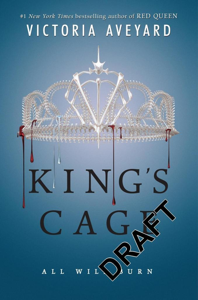 Red Queen 3. King's Cage - Victoria Aveyard