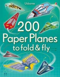 Obrázok 200 Paper Planes to Fold and Fly