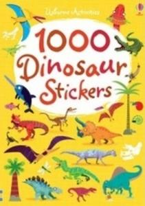 Obrázok 1000 Dinosaur Stickers