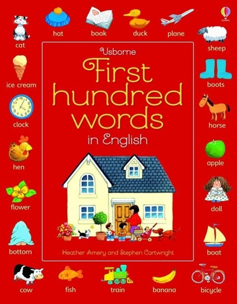the usborne first thousand words in hebrew with easy pronunciation guide hebrew edition