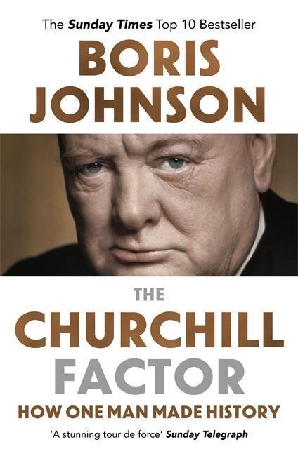The Churchill Factor - Boris Johnson