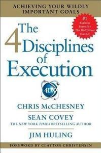 Obrázok 4 Disciplines of Execution