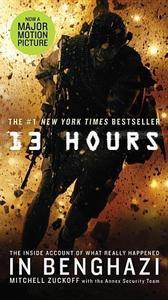 Obrázok 13 Hours. Film Tie-In