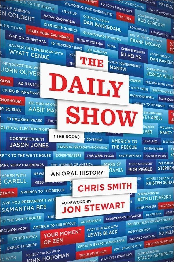 The Daily Show (The Book) - Jon Stewart, Chris Smith