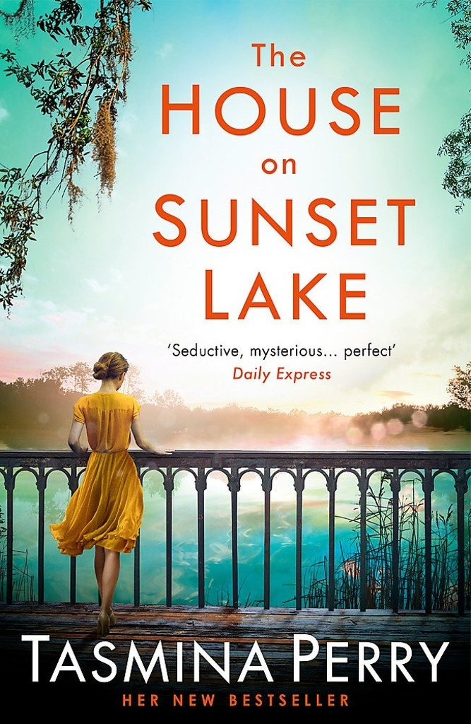 The House on Sunset Lake - Tasmina Perry