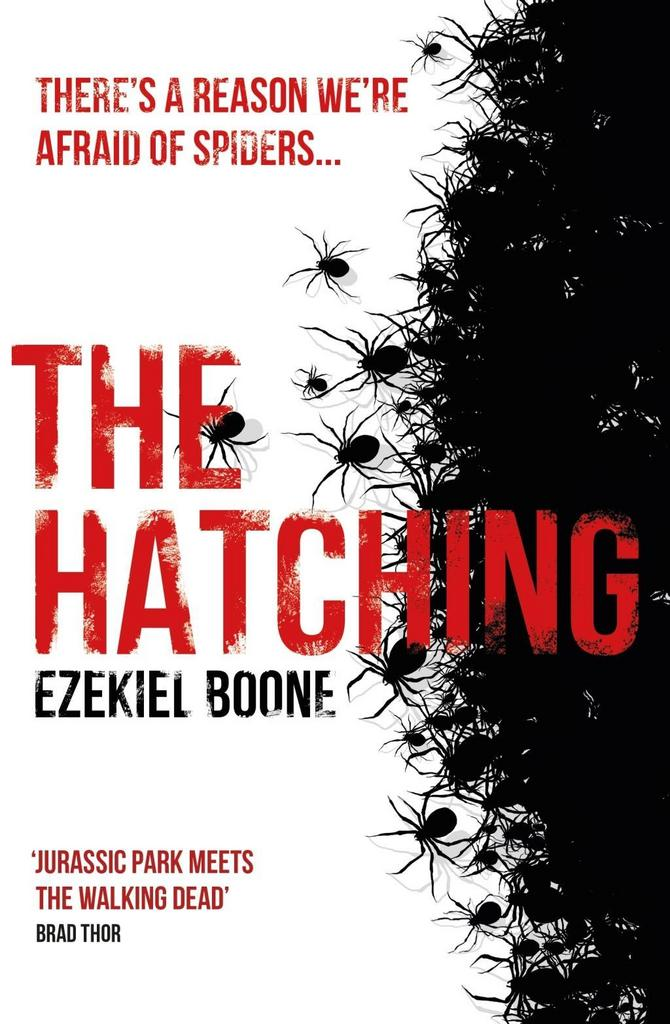 The Hatching - Ezekiel Boone