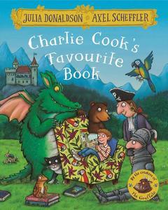 Obrázok Charlie Cook's Favourite Book