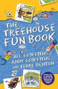 Obrázok The Treehouse Fun Book