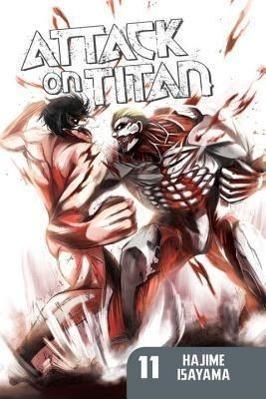 Attack on Titan: Volume 11 - Hajime Isayama