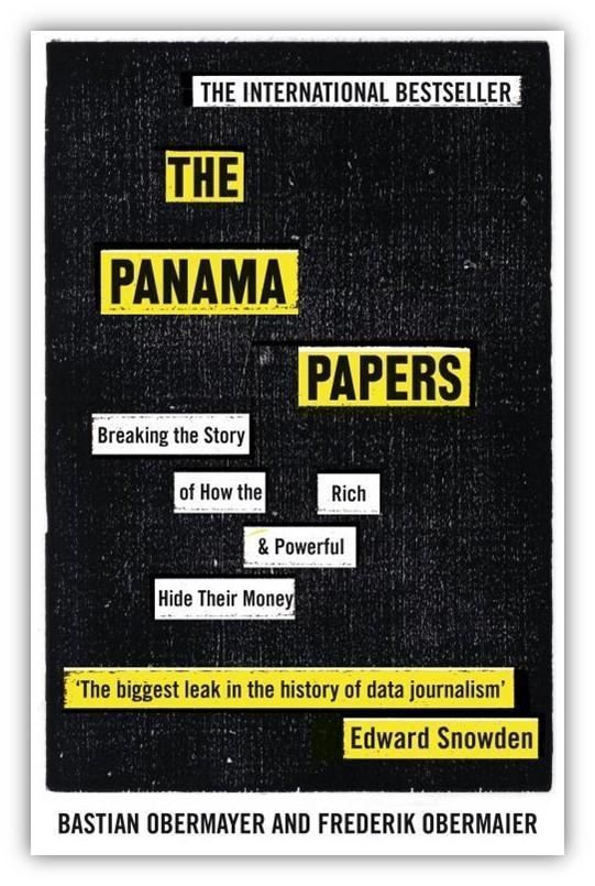 The Panama Papers - Bastian Obermayer, Frederik Obermaier