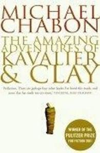 Obrázok The Amazing Adventures of Kavalier and Clay