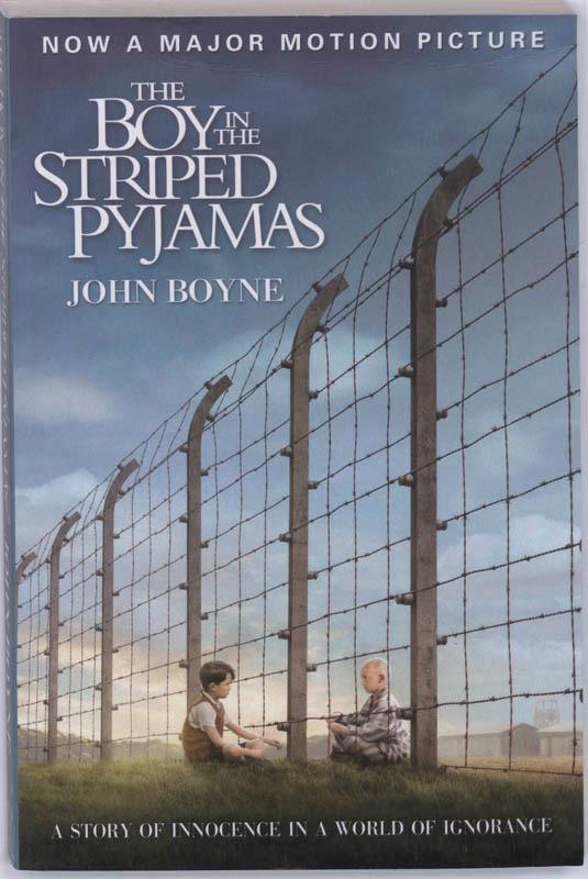 The Boy in the Striped Pyjamas. Film Tie-In - John Boyne