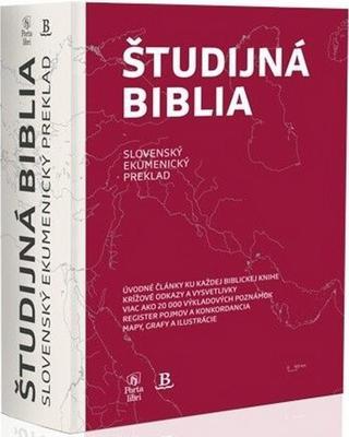 Obrázok Študijná Biblia
