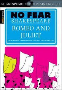 Obrázok No Fear Shakespeare: Romeo and Juliet