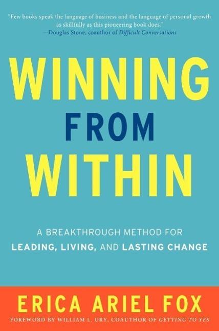Winning from Within - Erica Ariel Fox