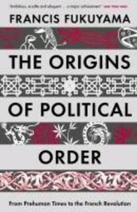 Obrázok The Origins of Political Order