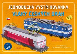 Obrázok Vlaky českých drah (obsahuje 2 modely)