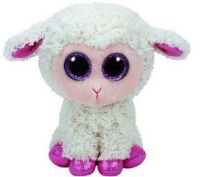 Obrázok Beanie Boos TWINKLE růžová ovečka