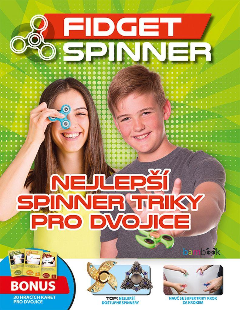 Nejlepší spinner triky pro dvojice