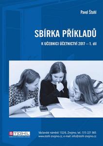 Obrázok Sbírka příkladů k učebnici účetnictví 2017 - 1. díl