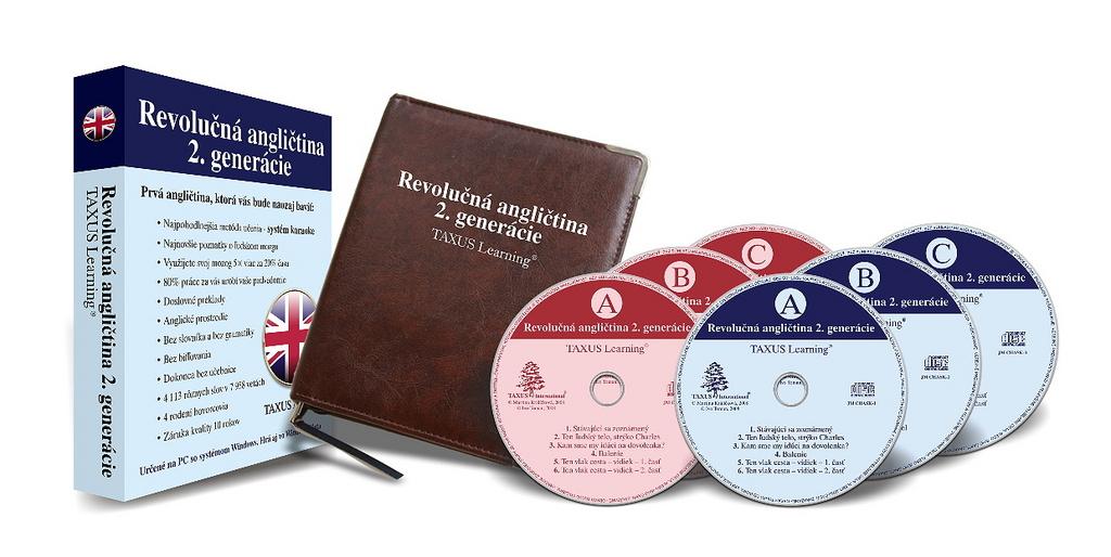 CD Revolúčná angličtina 2.generácie - Ivo Toman