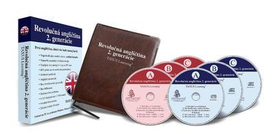Obrázok CD Revolúčná angličtina 2.generácie