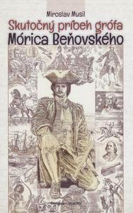 Obrázok Skutočný príbeh grófa Mórica Beňovského