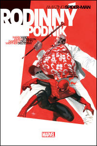 Obrázok Amazing Spider-Man Rodinný podnik