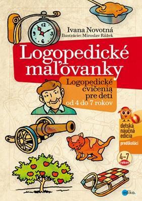 Obrázok Logopedické maľovanky