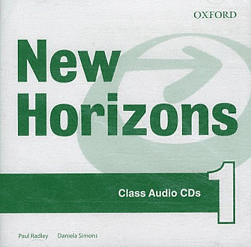 New Horizons 1 Class Audio CDs /2/ - Paul Radley