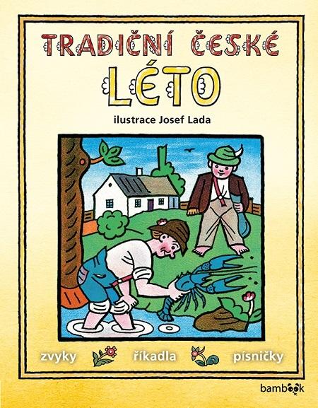 Tradiční české LÉTO – Josef Lada - Josef Lada