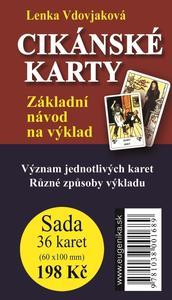 Obrázok Cikánské karty