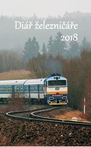 Obrázok Diář železničáře 2018