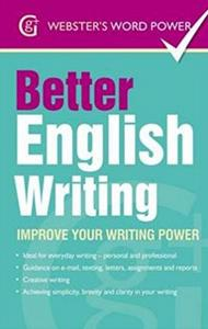Obrázok Better English Writing: Improve Your Writing Power