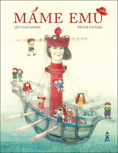 Obrázok Máme Emu