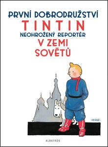 Obrázok Tintin v zemi Sovětů