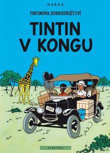 Obrázok Tintin v Kongu