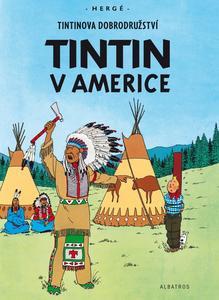 Obrázok Tintin v Americe