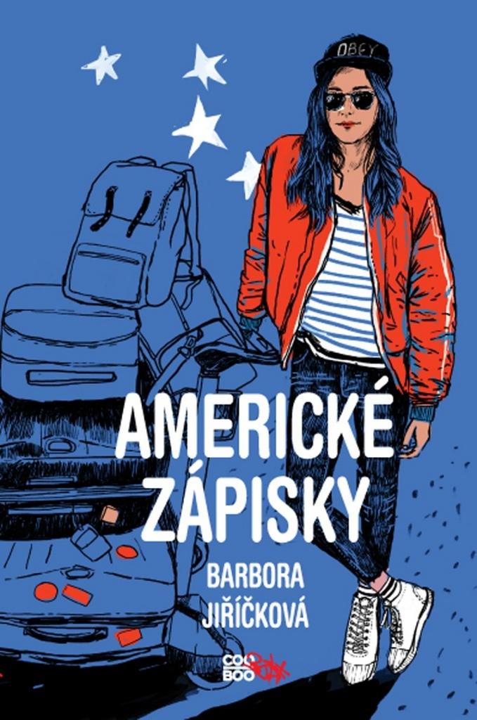 Americké zápisky - Barbora Jiřičková