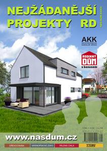 Obrázok Náš dům XXXIII Nejžádanější projekty RD