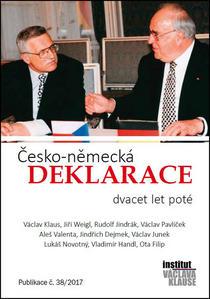 Obrázok Česko-německá deklarace